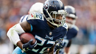 Derrick Henry Made The Entire Jaguars Defense Look Silly On A 99-Yard Touchdown Run