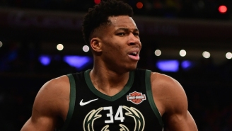 Giannis Apologized For Saying He'd Punch Mario Hezonja In The Nuts, Even Though He Meant It
