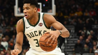Giannis Antetokounmpo Says He's Only Reached About '60 Percent' Of His Potential