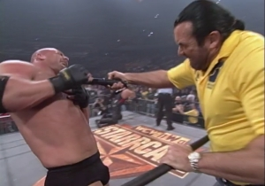 Goldberg's Undefeated Streak Ended In The Dumbest Way Possible 20 Years Ago Today