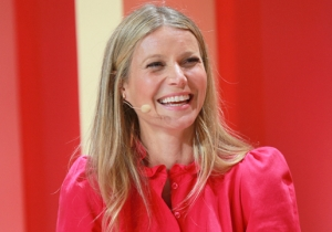 Gwyneth Paltrow Brazenly Takes Credit For Popularizing Yoga In The U.S.