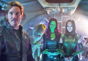 A Marvel Actor Gives A Promising Update On 'Guardians Of The Galaxy, Vol. 3'