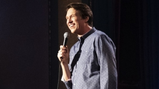 We're Just Getting To Know Pete Holmes