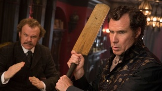 The Rotten Tomatoes Score For 'Holmes & Watson' Is Elementary… At Best
