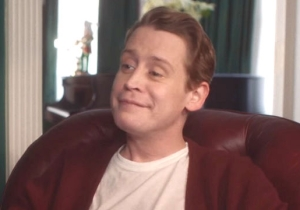 Macaulay Culkin's Kevin McCallister Goes 'Home Alone' Again With Help From Google