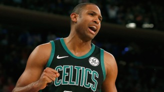 Al Horford Is Out With Patellar Tendonitis And The Celtics May Have Him Take It Slow
