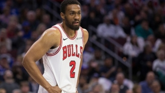Jabari Parker Is 'Not Expecting' His Removal From The Bulls' Rotation To Be Permanent