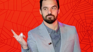 Meet Your Latest Friendly Neighborhood Spider-Man … Jake Johnson?