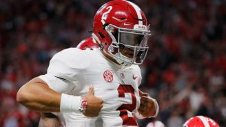 Jalen Hurts Leads Alabama To An SEC Title And A Likely No. 1 Seed In The College Football Playoff