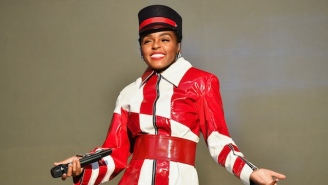 Watch Janelle Monae's Emotional On-Air Reaction To Her Album Of The Year Grammy Nomination