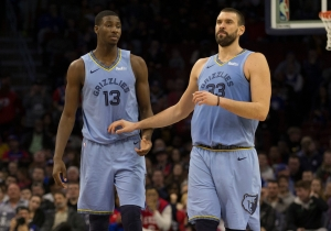 Doc Rivers Says Jaren Jackson Jr. Is 'Right There As The Best Rookie I've Seen'