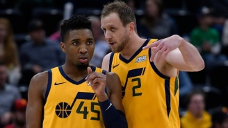 Last Night, In Basketball: The Many Ways The Jazz Manufacture Offense