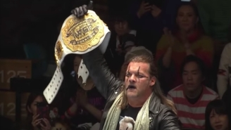 Chris Jericho To Rock N' Wrestling Rage At Sea Again