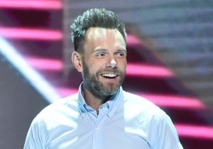 Joel McHale Is Going To Play The Cosmic Staff-Wielding Starman In The DC Universe's 'Stargirl' Series