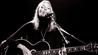 The Celebration Rock Podcast Deep Dives Into An Underrated Late-Career Joni Mitchell Classic