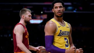 Lakers Guard Josh Hart Is Out 12 Weeks After A Procedure On His Right Knee