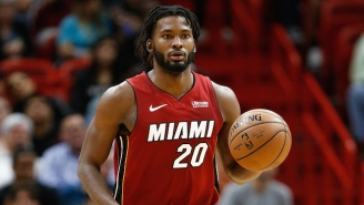 Justise Winslow Is Finding His Rhythm As A Primary Ball-Handler For Miami