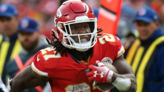 Kareem Hunt Was Removed From 'Madden NFL 19' After His Domestic Violence Video Surfaced