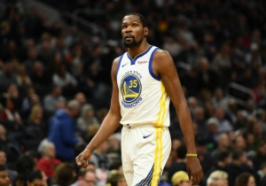 Kevin Durant Reportedly Wouldn't Agree To A Sign-And-Trade Initially Because It Wasn't 'A Fair Deal'