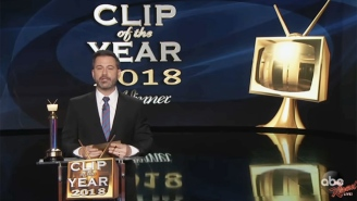 Jimmy Kimmel Has Issued His Verdict On The Funniest Viral Clip Of 2018