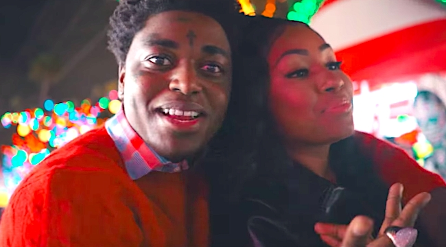 In Kodak Black's 'Christmas In Miami' Video He Proposes With