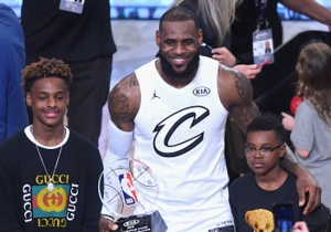 Bronny James And Zaire Wade Will Reportedly Team Up At Sierra Canyon High School