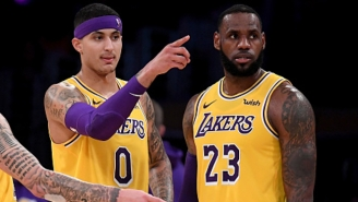 Kyle Kuzma Believes He's 'Capable' Of Being The Lakers Third Star