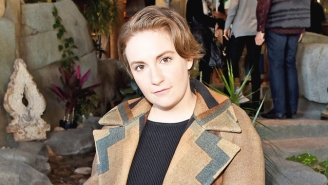 Lena Dunham Is Now Apologizing For Defending A 'Girls' Writer Who Was Accused Of Sexual Assault
