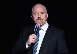 Louis C.K. Is Being Criticized For A Stand-Up Set In Which He Mocked The Parkland School Shooting Survivors