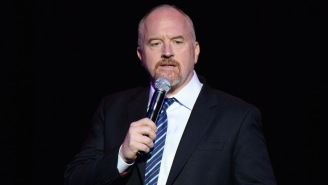 Louis C.K. Made Surprise Appearances At Dave Chappelle's Summer Comedy Series