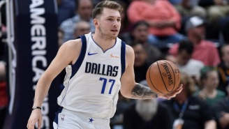 Luka Doncic Explains How Two Differences Make It 'Easier' To Score In The NBA Than In Europe