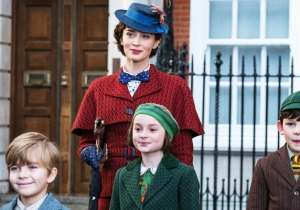 Emily Blunt's Mesmerizing Performance Outshines Everything Else In 'Mary Poppins Returns'