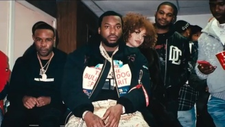 Meek Mill's 'Champions' Opener 'Intro' Gets A Celebratory New Video