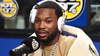Meek Mill Proves That He And Drake Are Cool Now By Freestyling Over 'Back To Back'