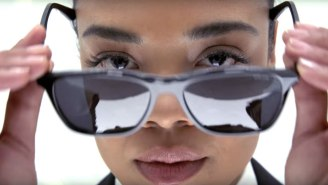 Chris Hemsworth And Tessa Thompson Make The 'Men In Black: International' Trailer Look Good