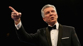 Michael Buffer Tells Us About His Failed Catchphrases Before 'Let's Get Ready To Rumble'