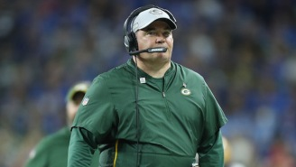 The Packers Fired Coach Mike McCarthy After Losing To The Cardinals At Home
