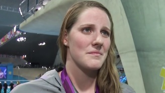 Missy Franklin And The Fleeting Olympic Moment
