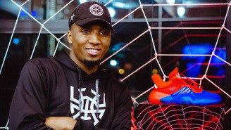 Donovan Mitchell's Signature Adidas Sneaker, The D.O.N. Issue #1, Will Arrive In 2019