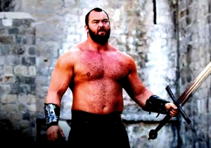 Hafthor Bjornsson Tells Us He's As Excited To See How 'Game Of Thrones' Ends As You Are