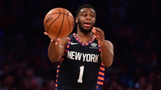 Are We Finally Witnessing The Emmanuel Mudiay Renaissance In New York?