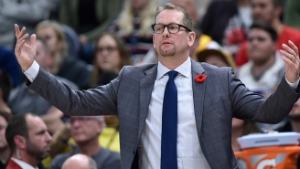 Nick Nurse Is Reportedly Expected To Coach Canada Basketball At The 2019 FIBA World Cup