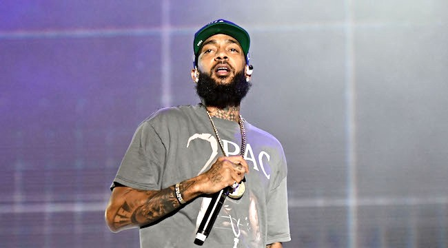 Nipsey Hussle Is Dead At 33 After Being Shot In Front Of His
