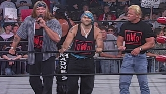The Best And Worst Of WCW Monday Nitro 5/4/98: The Pack Survives