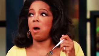 The History Of The Oprah Chicken Clip That Took Over The Internet