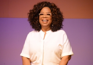 Oprah Is Pushing Hard For 'Black Panther' To Win An Oscar Because It 'Had An Impact On The World'
