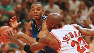 Penny Hardaway Explained How Michael Jordan Ditched The Concord 11s For His Shoe For A Game