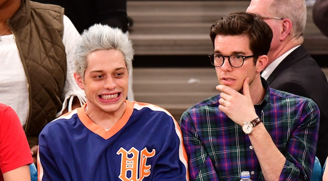 John Mulaney Shares The Hilarious Story Of The Time Pete Davidson Was Very Confused About Steely Dan