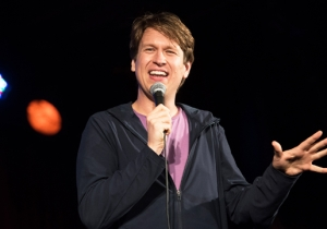 Comedy Now: Pete Holmes Gets 'Dirty Clean' On HBO