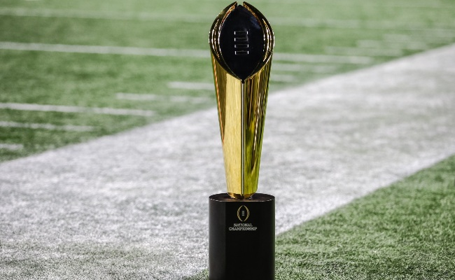 The 2019 College Football Playoff Field Is Set, With ...